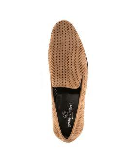 Handmade Suede Slip-On CA1126BEL