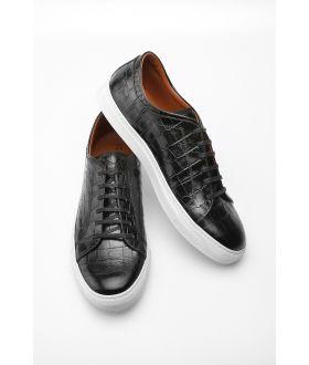 Leather Sneakers CA1227BEL