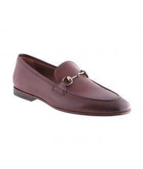 Slip-On Leather Shoe CA1303BEL