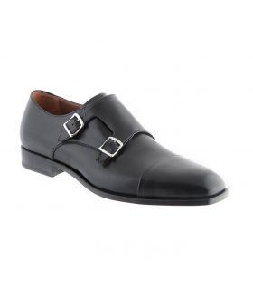 Leather Buckle Shoe CA1315BEL