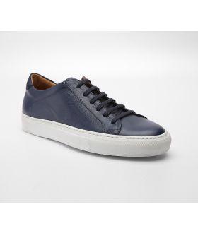 Leather Sneakers CA1321BEL