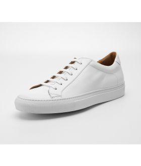 Leather Sneakers CA1332BEL